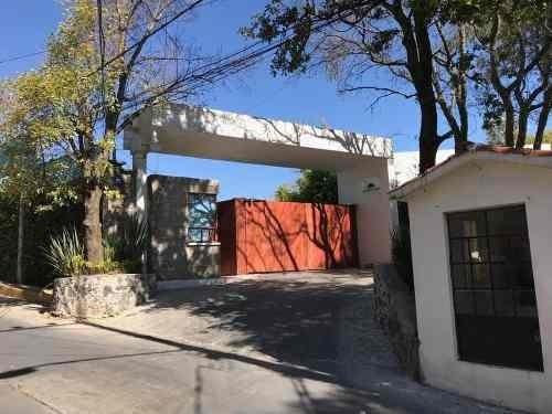 Venta Casa En Condominio, Col. San Bartolo Ameyalco