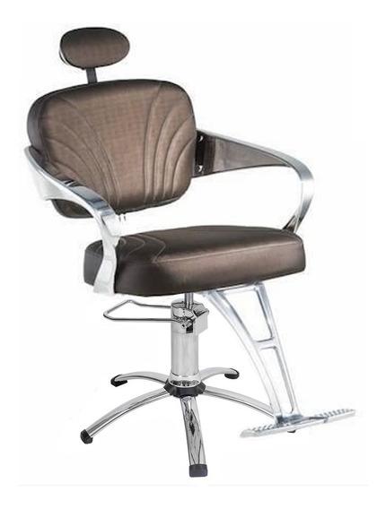 Cadeira Hidráulica Cabeleireiro, Salão De Beleza, Maquiagem