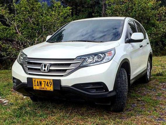 Honda Cr-v 2wd Lx At 2014 Automático 2.4cc 57.000kms 2014