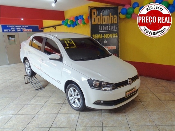 Volkswagen Voyage 1.6 Mi Highline 8v Flex 4p Manual