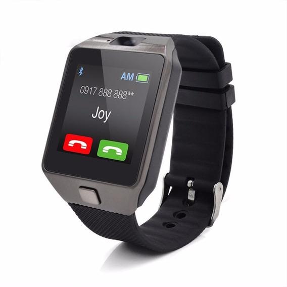 Reloj Celular Dz09 Smart Watch Bluetooth Camara Sim Español