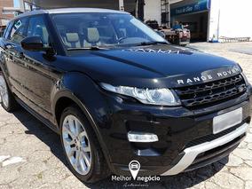 Land Rover Evoque Dynamic 2.0 Aut. 2014 Preta
