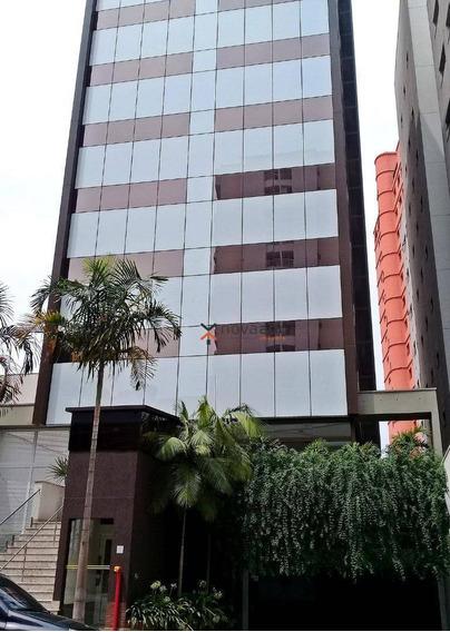 Sala À Venda, 80 M² Por R$ 650.000 - Centro - Santo André/sp - Sa0055