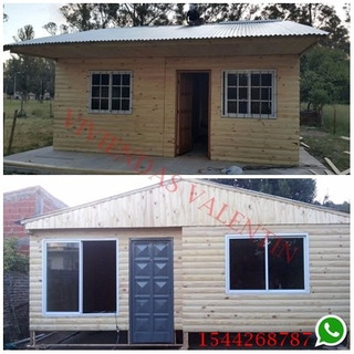 Casas Prefabricas -viviendas Valentin