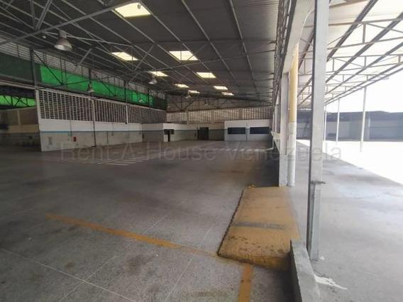 Comercial En Alquiler Barquisimeto Centro-oeste, Al 20-8299