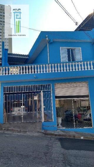 Sobrado Residencial À Venda, Lauzane Paulista, São Paulo. - So0062
