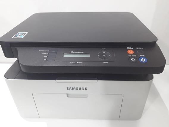 Multifuncional Samsung Xpress M2070w Laser - Wifi