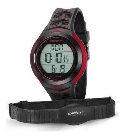 Relógio Speedo Monitor Cardíaco Ref.: 80621g0evnp1