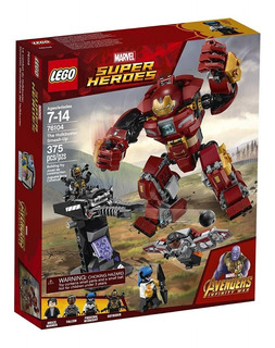 Lego Avengers Infinity War 76104 Hulkbuster 375 Pcs 2018