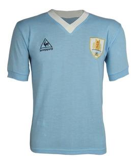 Camisa Retrô Uruguai 1986
