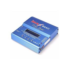 Carregador E Balanceador De Baterias Imax B6ac 80w