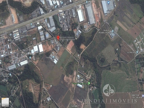 Imagem 1 de 3 de Vendo Excelente Área Industrial De Esquina No Bairro Do Pinhal Em Cabreúva, Ótima Topografia, Bem Localizada, Fácil Acesso. - Ar00022 - 32156177