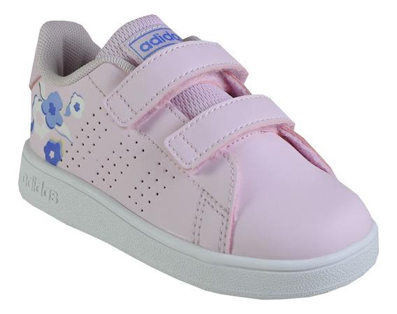 Zapatillas adidas Advantage I Bebes Clp/clp