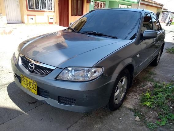 Mazda Allegro Sedán