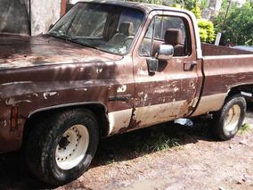 Chevrolet Silverado 1980