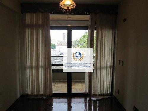 Imagem 1 de 12 de Apartamento Com 3 Dormitórios À Venda, 94 M² Por R$ 570.000,00 - Taquaral - Campinas/sp - Ap0742