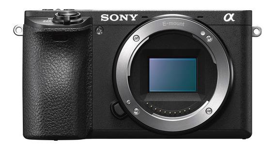 Câmera Digital Sony Alpha 6500 (corpo) Aps-c 24.2 Megapixel