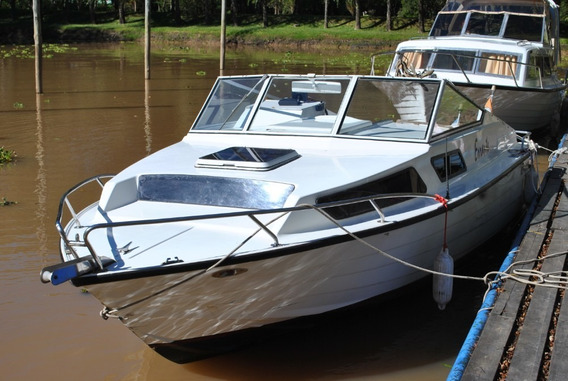 Crucerito Cuddy Amazon Con Equipo Mercruiser