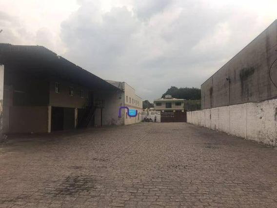 Galpão Comercial Para Locação, Vila Jaguara, São Paulo. - Ga0373