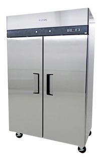 Congelador Vertical Sobrinox 2 Puertas 47 Pies