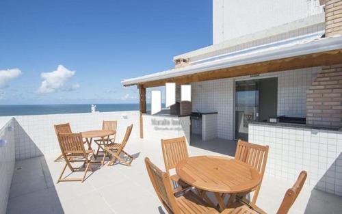 Lindíssimo Apartamento Com Suíte No Caiçara Em Praia Grande Sp.