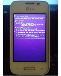 Telefono Lg Modelo L35 Con Error En 10vdes