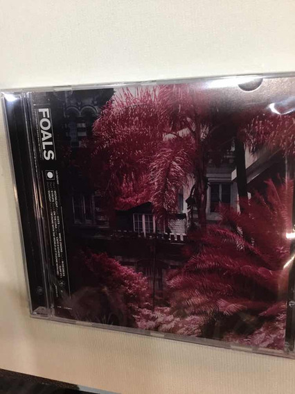 Foals Everything Not Save Will Be Lost Part 1 Cd