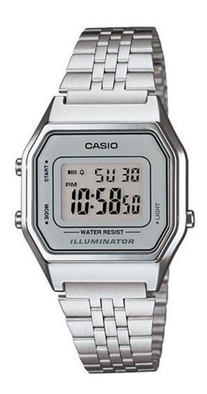 Relógio Vintage Digital La680wa-7df
