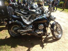 Yamaha Dragstar Xvs 650