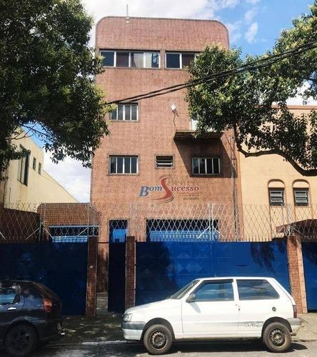 Imagem 1 de 20 de Galpão Para Alugar, 1200 M² Por R$ 13.000,00/mês - Vila Antonieta - São Paulo/sp - Ga0185