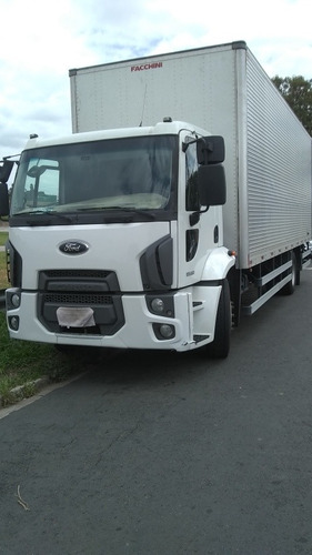 Ford Cargo 1519 2019 Toco Bau