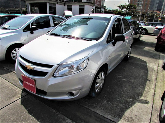 Chevrolet Sail Sedan Ls Aa Mec 1.4 Gasolina