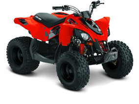 Cuatrimoto Infantil Can-am Ds90 No Polaris Yamaha Arctic Cat