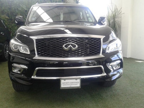 Infiniti Qx80 5.6l Perfection 7 Pasajeros At