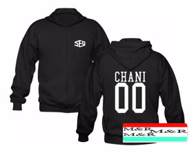 Blusa Moletom De Ziper K-pop Sf9 Chani 00!