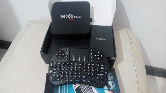 Box Tv + Controle