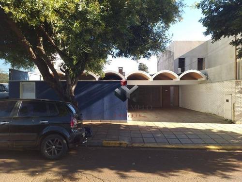 Imagem 1 de 27 de Casa Com 4 Dormitórios Para Alugar, 300 M² Por R$ 6.000,00/mês - Alto Da Boa Vista - Ribeirão Preto/sp - Ca0171