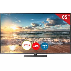 Smart Tv Led 65 Tc-65fx800b Panasonic, 4k Hdmi Usb E Painel