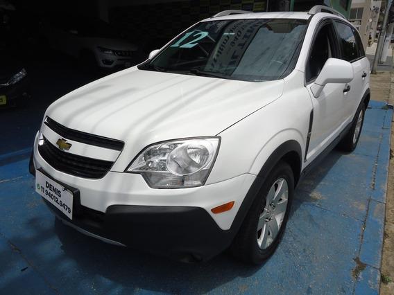 Chevrolet Captiva 2012 2.4 Flex Branco