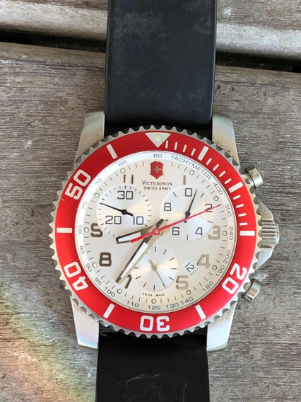 Victorinox Swissarmy Men Maverick Ii Chronograph