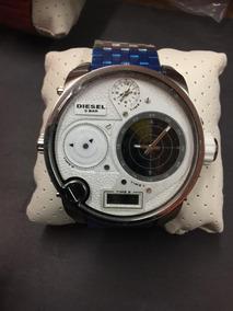 eef40c3388be Reloj Diesel Dz7269 Radar De Pulsera Hombre - Reloj de Pulsera en ...