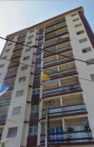 Imagem 1 de 16 de Cobertura À Venda, 115 M² Por R$ 745.000,00 - Canto Do Forte - Praia Grande/sp - Co0023