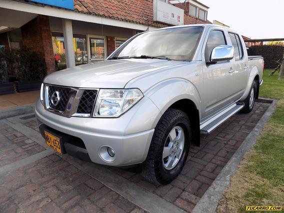 Nissan Navara 2.5cc 4x2 Mt Aa