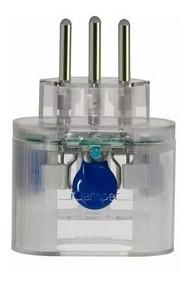 Clamper Pocket 3 Pinos Protetor Dps Raios Surtos Plug De 10a