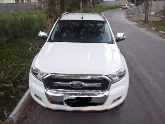 Ford Ranger 2.5 Limited Cab. Dupla 4x2 Flex 4p 2017