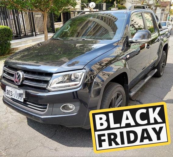 Amarok 2.0 Highline Cab. Dupla 4x4 2015 Diesel Black Friday
