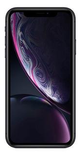 Smartphone Apple iPhone XR Preto - 128gb