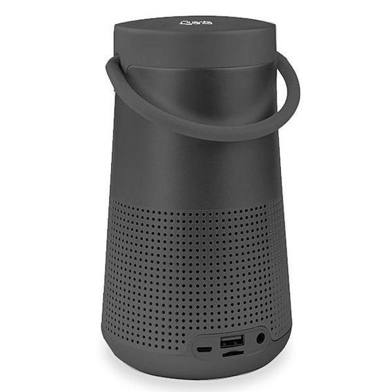 Speaker Quanta Qtspb38 Com Usb/auxiliar/fm Bateria De 2.000
