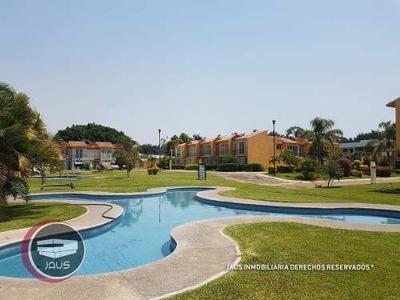 Casa En Venta En Cocoyoc Morelos