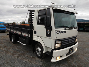 Ford Cargo 814 Cummins Turbo Intercooler Carroceria 5,50m